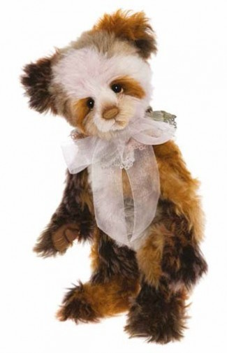 Bears Expressive Charlie Bears ~ 2017 Year Bear ~ Mohair ~ Ltd Edition Artist