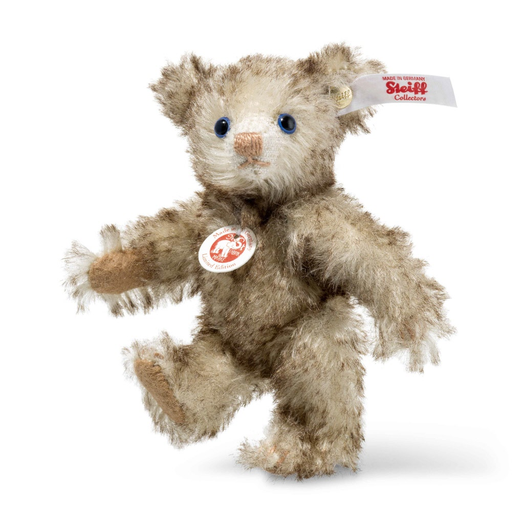 Freundlich Steiff BÄr Teddy Mutter Und Kind Im Original Karton TeddybÄr Top Spielzeug
